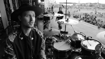 [中字]Zara Larsson的鼓手Simon Santunione谈Roland混合鼓组