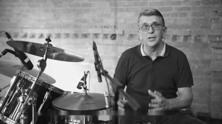 [中字]Mike Joyce & Richard Jupp谈Roland混合鼓组