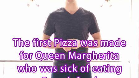 葡萄英语:第一个披萨和披萨的起源