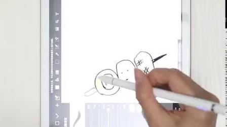 apple pencil手机电容笔主动式超细头新款触控笔苹果华为平板手写触控笔安卓绘画ipad2018指绘触摸pro智能笔