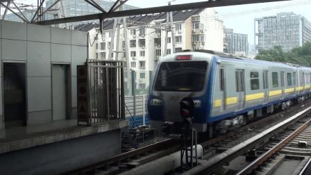 北京地铁13号线 知春路站进站