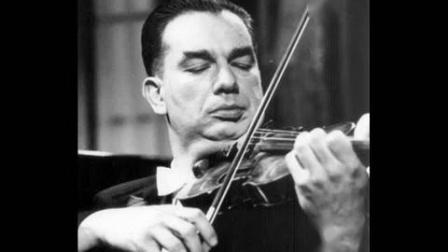 Oscar Shumsky plays Bach Sonata No.1, BWV 1001 - Live, 1955