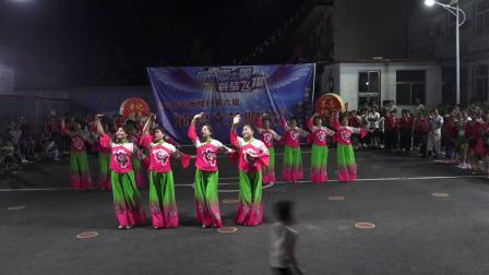 2019南格消夏晚会北格镇文化站