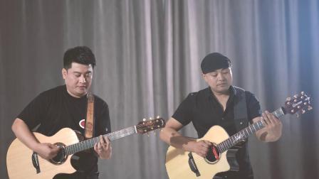 时隔三年指弹《鲸歌》重新摄制,陈亮&宋依凡再度登场。