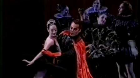 1999 NYCB 黑天鹅双人舞 Miranda Weese,Damian Woetzel,Jock Soto