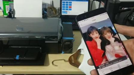 热转印衣服手机保护壳杯子印花机器无线蓝牙手机照片T恤打印图片摆摊