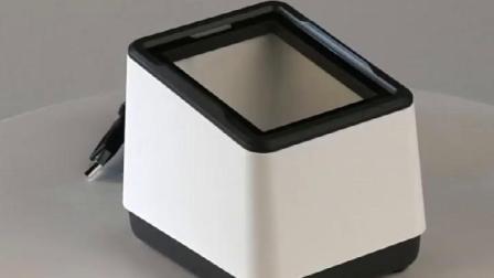 新大陆OY31固定式条码扫瞄器超市商场餐饮奶茶便利店前台收银手机萤幕微信支付宝二维码付款扫瞄平台