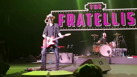 【Strawberry Alice】The Fratellis 2018上海 . 11 Everybody Knows You Cried Last Night