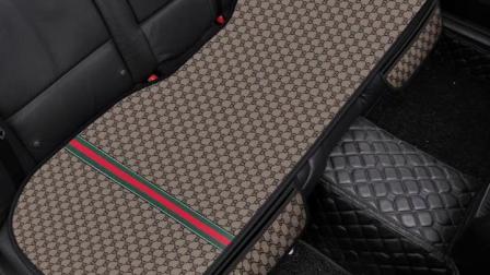 华凯皮卡猎豹CT7皮卡车专用汽车坐垫四季通用座垫单片亚麻
