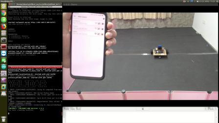 ailibot-d2-控制-安卓手机APP控制