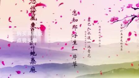 半壶纱-古风配乐视频素材3781064led背景视频