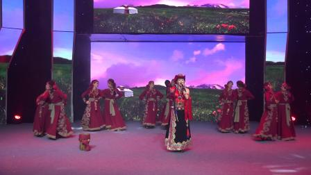 (12)2019CCTV大型群星文艺汇演歌伴舞,千载一时录制