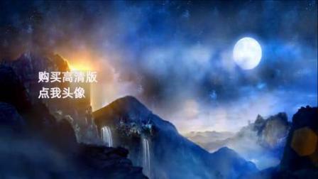 明月仙境视频素材657563led背景视频