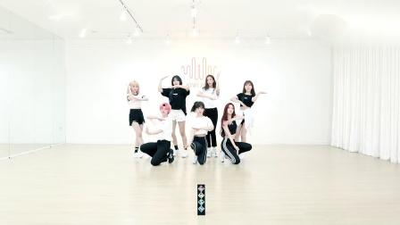GWSN 公园少女 - Red-Sun (021) (舞蹈练习)