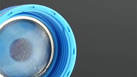 富光超大容量塑料水杯子可携式水瓶太空杯男夏天户外运动水壶2000ml