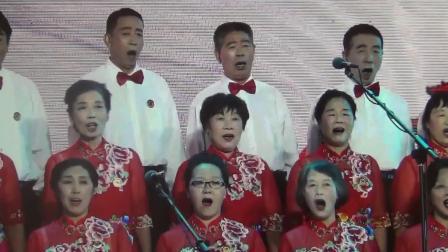 香格里拉(混声合唱)花都合唱艺术团