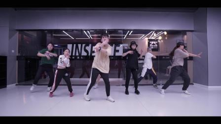 IINSPACE舞蹈-Justin老师-Urban提高课代课视频-Freaky