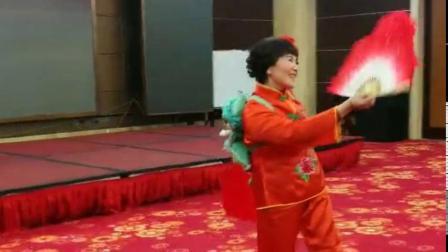 我参加红卫公社知青50周年聚会表演的节目。