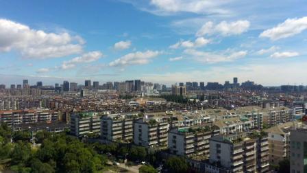 曹娥江边的城市,我的第一次飞行