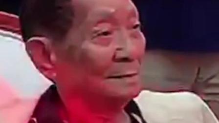 袁隆平90大寿:9层生日蛋糕上植水稻