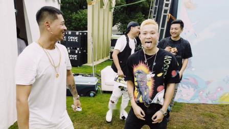 刘静宁 Ansr J(上海Ayo!音乐节2019 - ATM顶级玩家 VLOG)