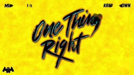 One Thing Right (KDrew Remix) - Marshmello,Kane Brown,KDr