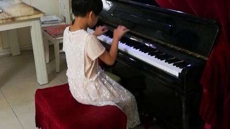 20190810石力匀《贝多芬F大调小奏鸣曲第一乐章》