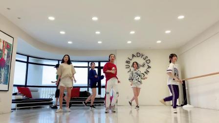 青岛Lady.S舞蹈 jc编舞 适合年会跳的《lil mama》