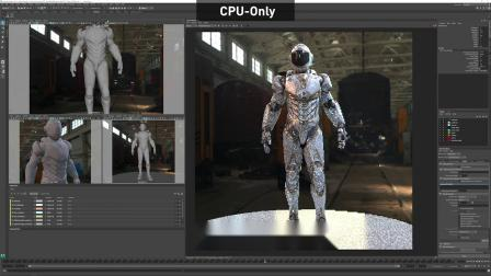 来自NVIDIA Quadro RTX的强大GPU渲染性能
