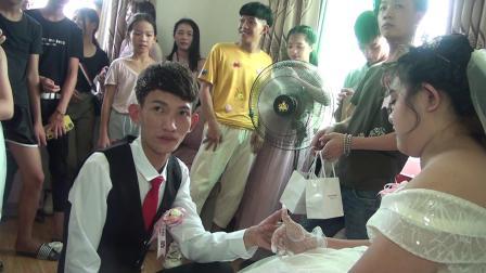 2019.08.08遇见婚礼策划 卢其茂,梁观婷 高清