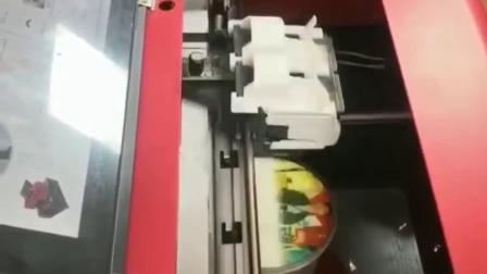 数码蛋糕印表机食品饼乾糖果包装纸食用墨水相片巧克力咖啡奶茶拉花机器