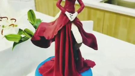 翻糖蛋糕培训玩偶课程尽在金领学校