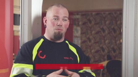 看科尼服务技术人员Fredrik如何发展自我,探索新技能