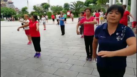 江南公园久久活力健身操