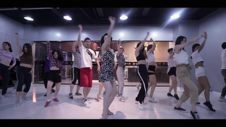 INSPACE舞蹈-Gina老师-Jazz进阶课程视频-头发乱了