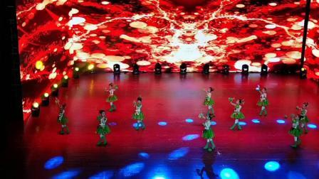 天津市蓟州区婷舞艺术培训学校的幼儿组宝贝初次登台,表现棒棒的,以后你们会更好!
