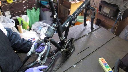 單車 腳踏車 自行車 卡打車 資源回收 暨 簡易維修 初學者篇 影片過程 Part 1。