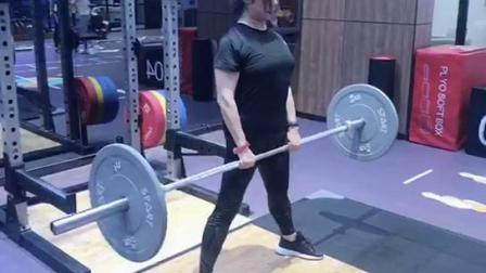 2019.8.12. (姗姗11)臀部力量训练