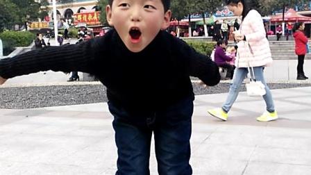 王宇杰溜冰视频