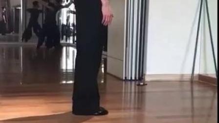 摩登舞沙龙师范教学视频