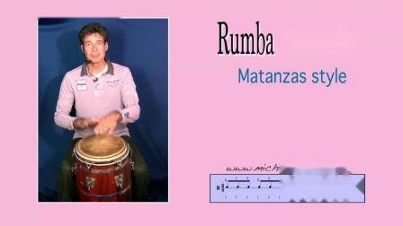 【手鼓課堂】古巴節奏:MdM.rmb - Rumba Columbia from Matanzas