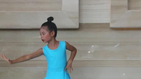 中国广西第七届国际标准舞精英赛《恰恰恰》酒店彩排 园林艺术培训中心