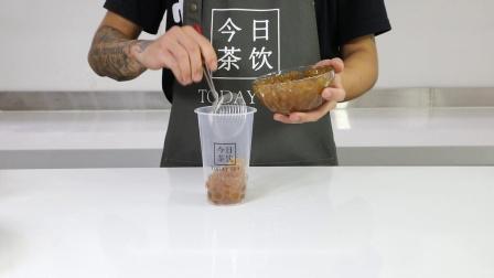 一点点波霸奶绿——今日茶饮免费奶茶培训 饮品配方做法制作视频教程