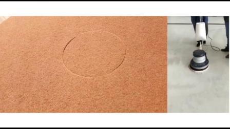 密胺海绵复合百洁布百洁垫 配套洗地机清洁设备 |xmsihang密胺圆盘