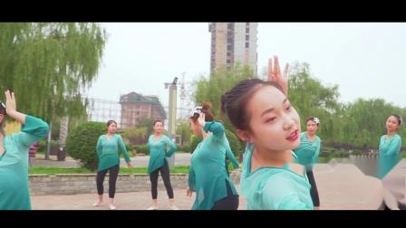 姗姗舞蹈-《不染》室外