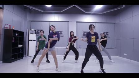 INSPACE舞蹈-Hilee老师-Jazz提高课程视频-Let Me Love You(Part 1)