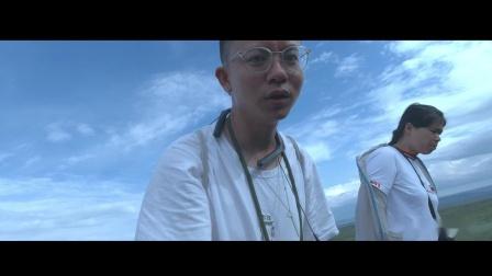 察哈尔火山群露营 Vlog