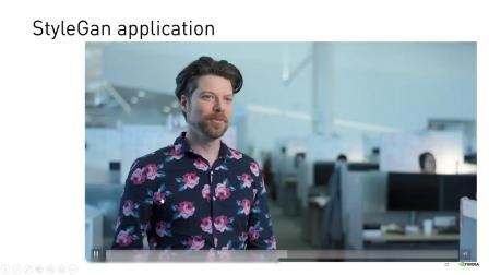 StyleGAN的架构与应用 2019年8月13日