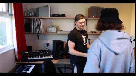 Focusrite // 第三代Scarlett 4i4与Drum & Bass制作人DJ Unglued