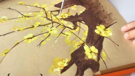 圆形大号手绘画纸加厚牛皮纸彩铅画纸美术画画的素描本素描专用油性卡纸批发铅画纸儿童小学生用初学者素描纸